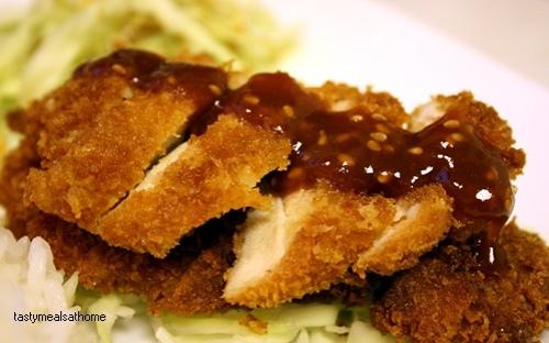 Tasty Chicken Katsu & Macaroni Salad -Hawaiian Styl ...